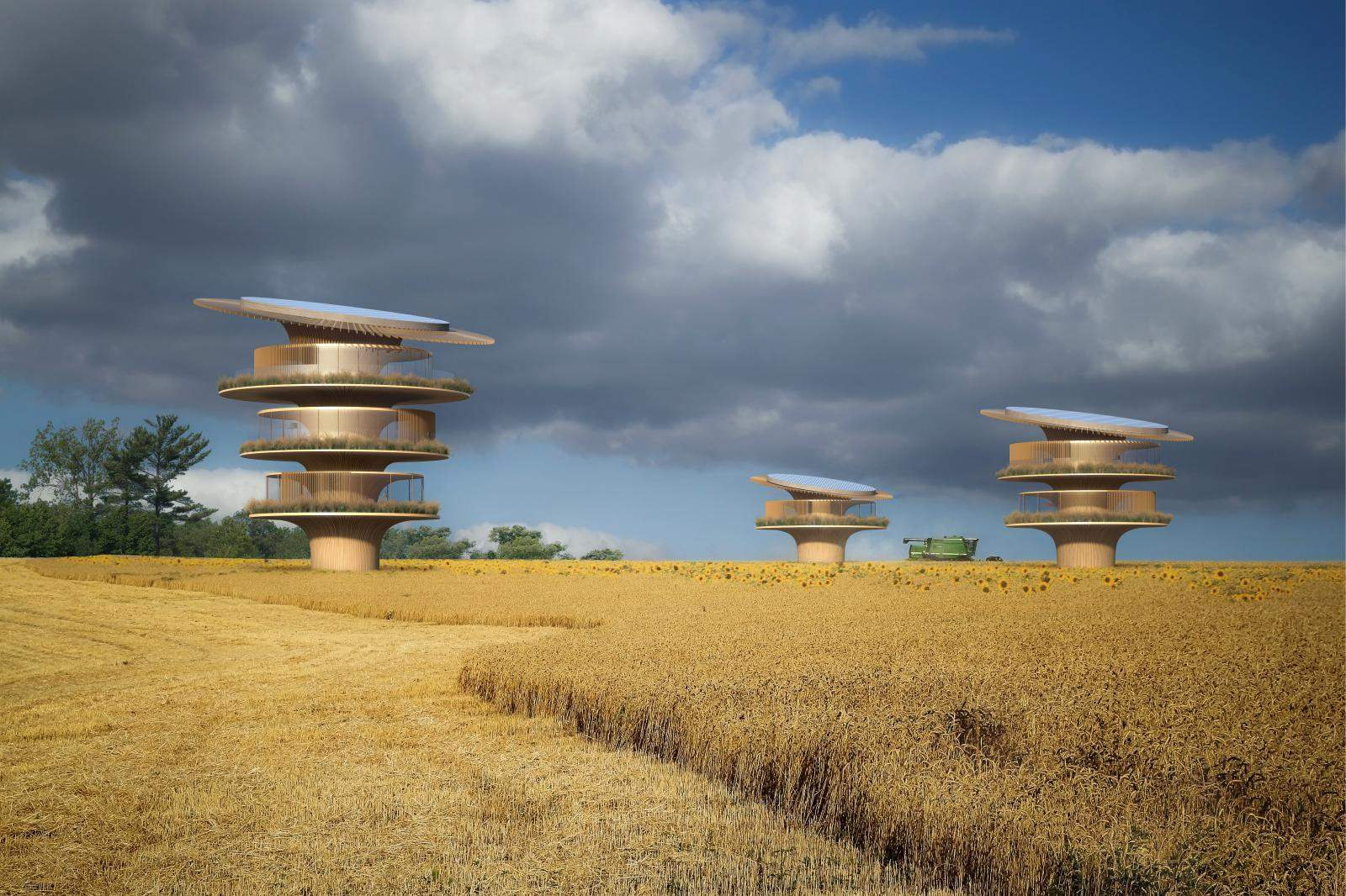Чудова ідея натхненна природою  / Фото Designboom