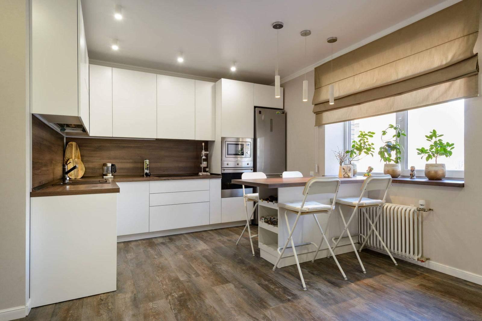 підлога у кухні