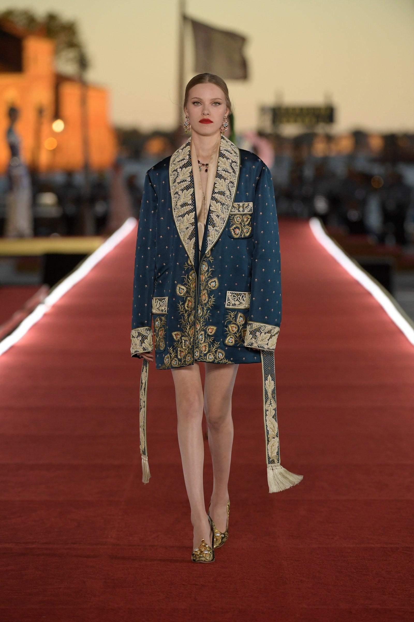 Показ Dolce & Gabbana Alta Moda / Insider