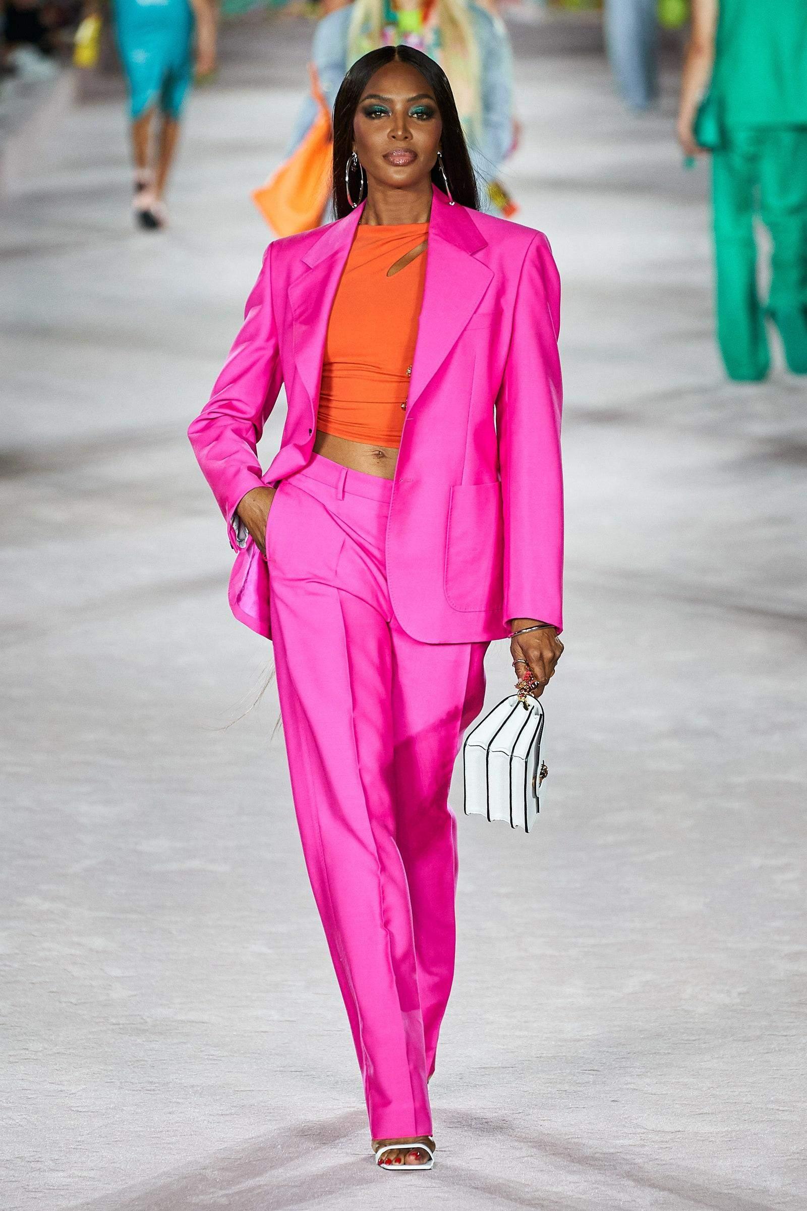 Нова колекція Versace весна – літо 2022