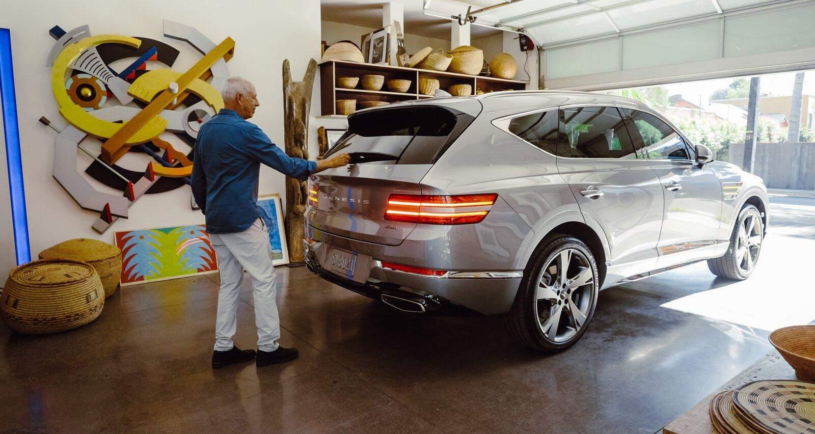 Цей гараж не тільки для авто / Фото dwell