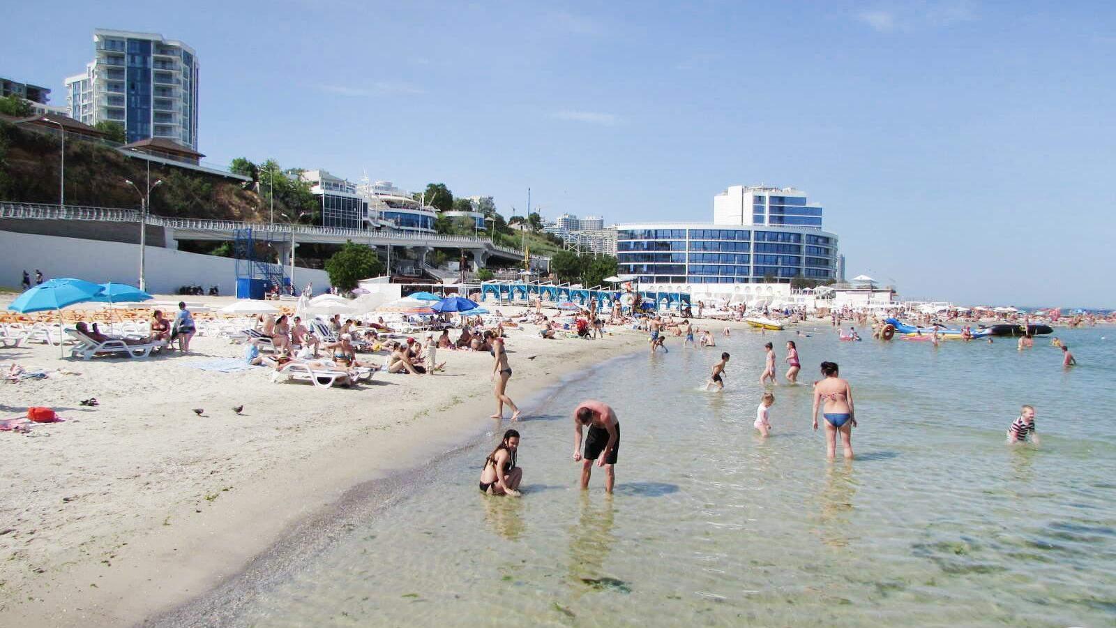 Пляжі Одеси 2021, де відпочити, де поплавати, відпочинок, Чорне море, Відрада