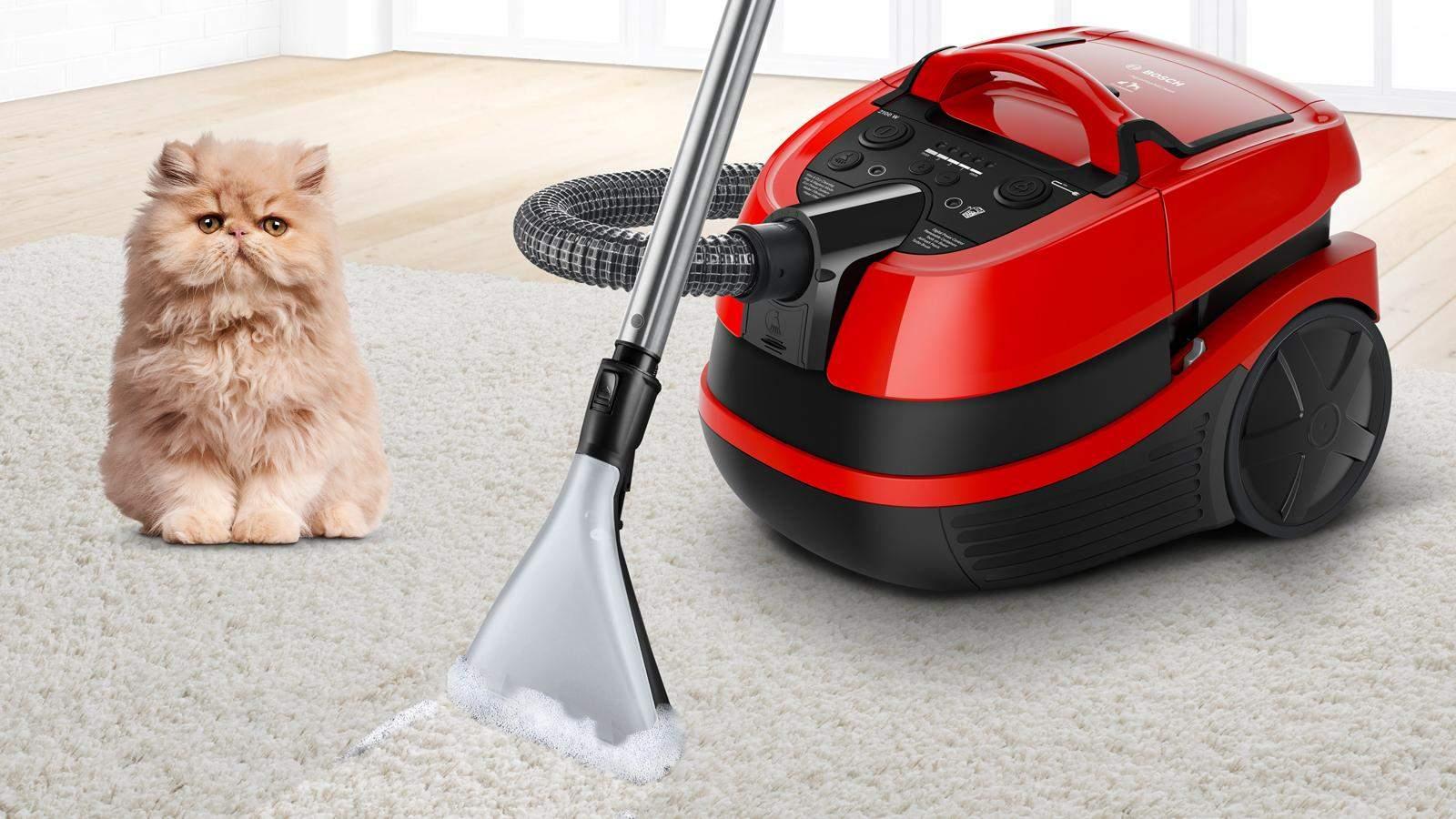 Щітка для миття килимів