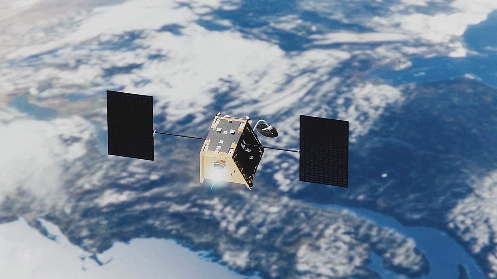 Супутник OneWeb