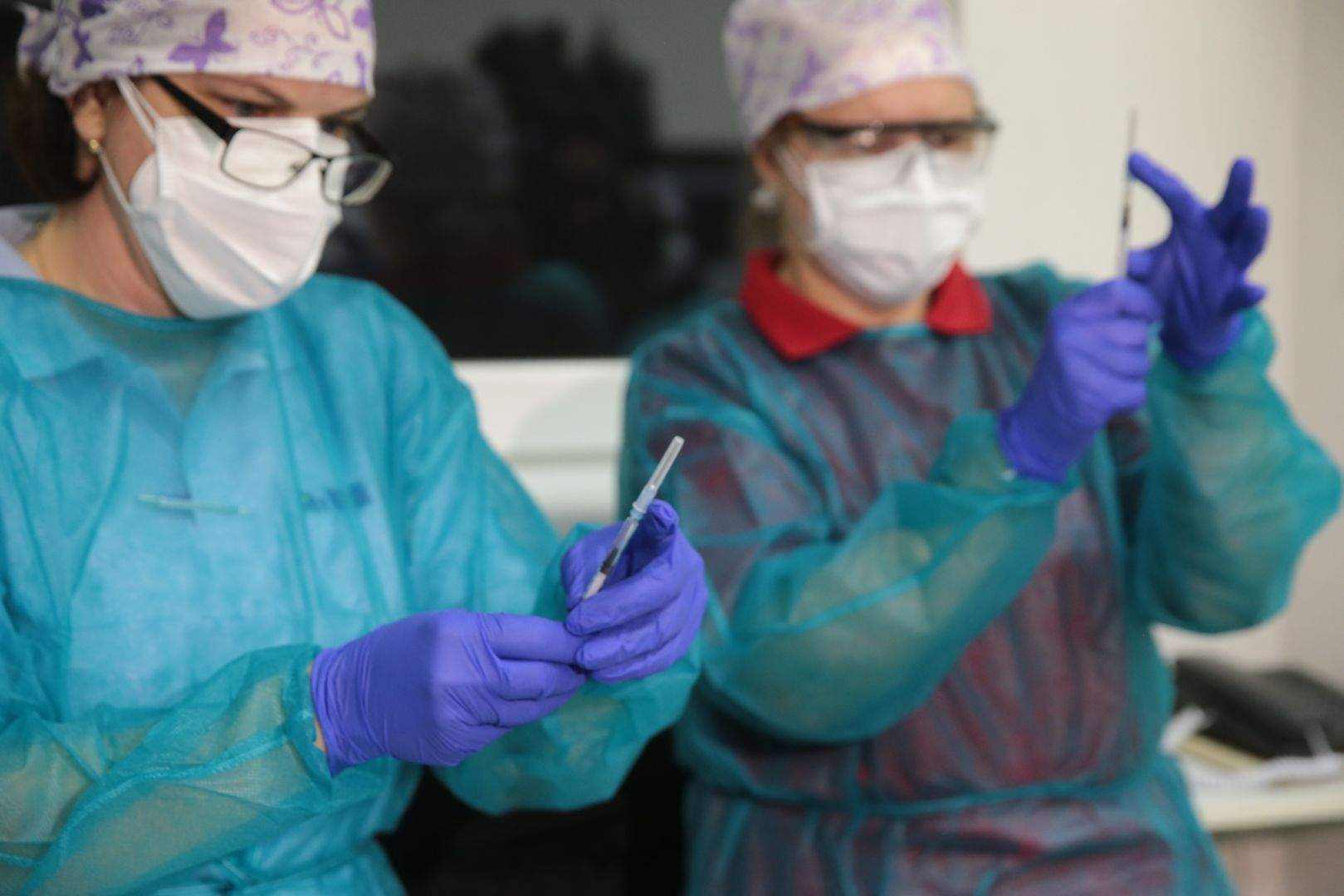 Вакцинація у Словаччині