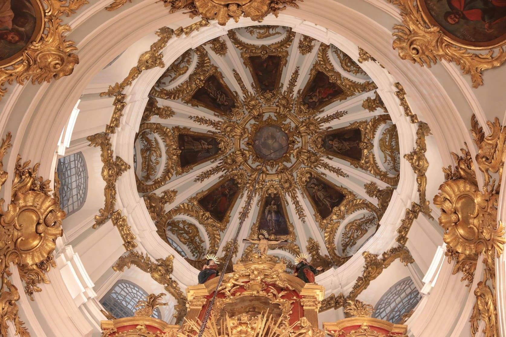 реставрація Андріївської церкви