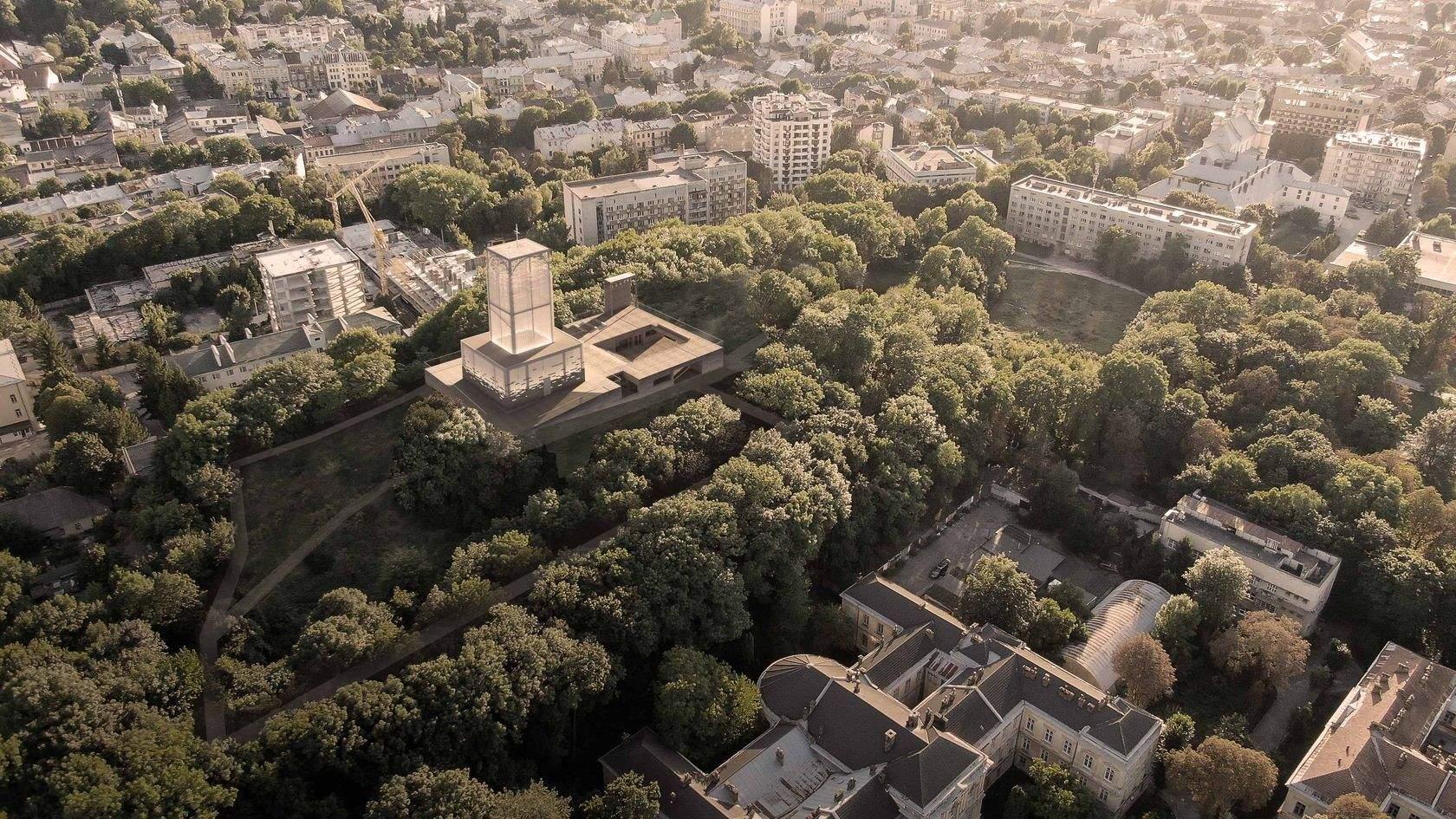 Концепція храму у Львові