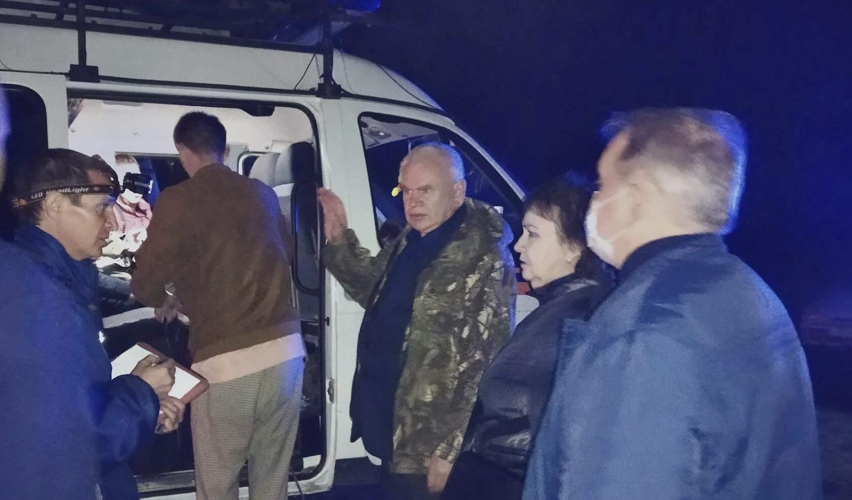 У Росію в ДТП потрапив автобус з окупованої Горлівки