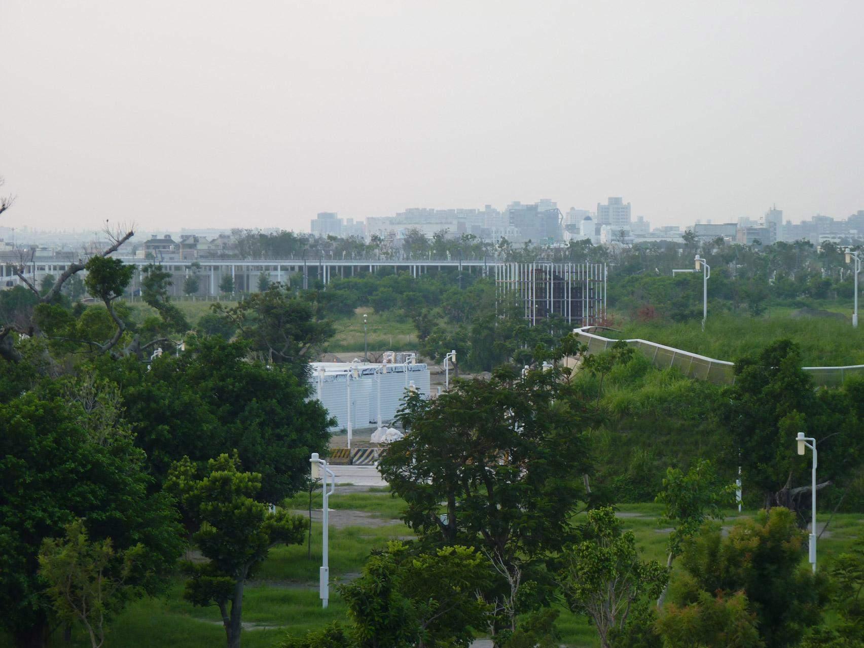 Новий парк повинен стати місцем для відпочинку / Фото Deezen