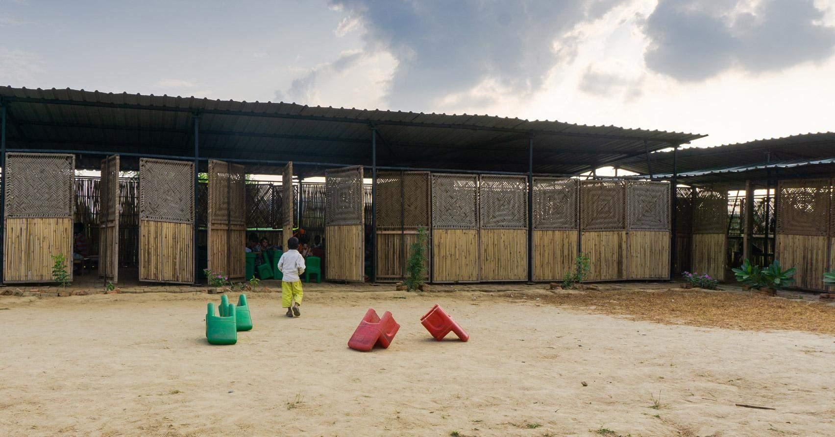 Модульна школа для сільськогосподарської громади  / Фото Dezeen