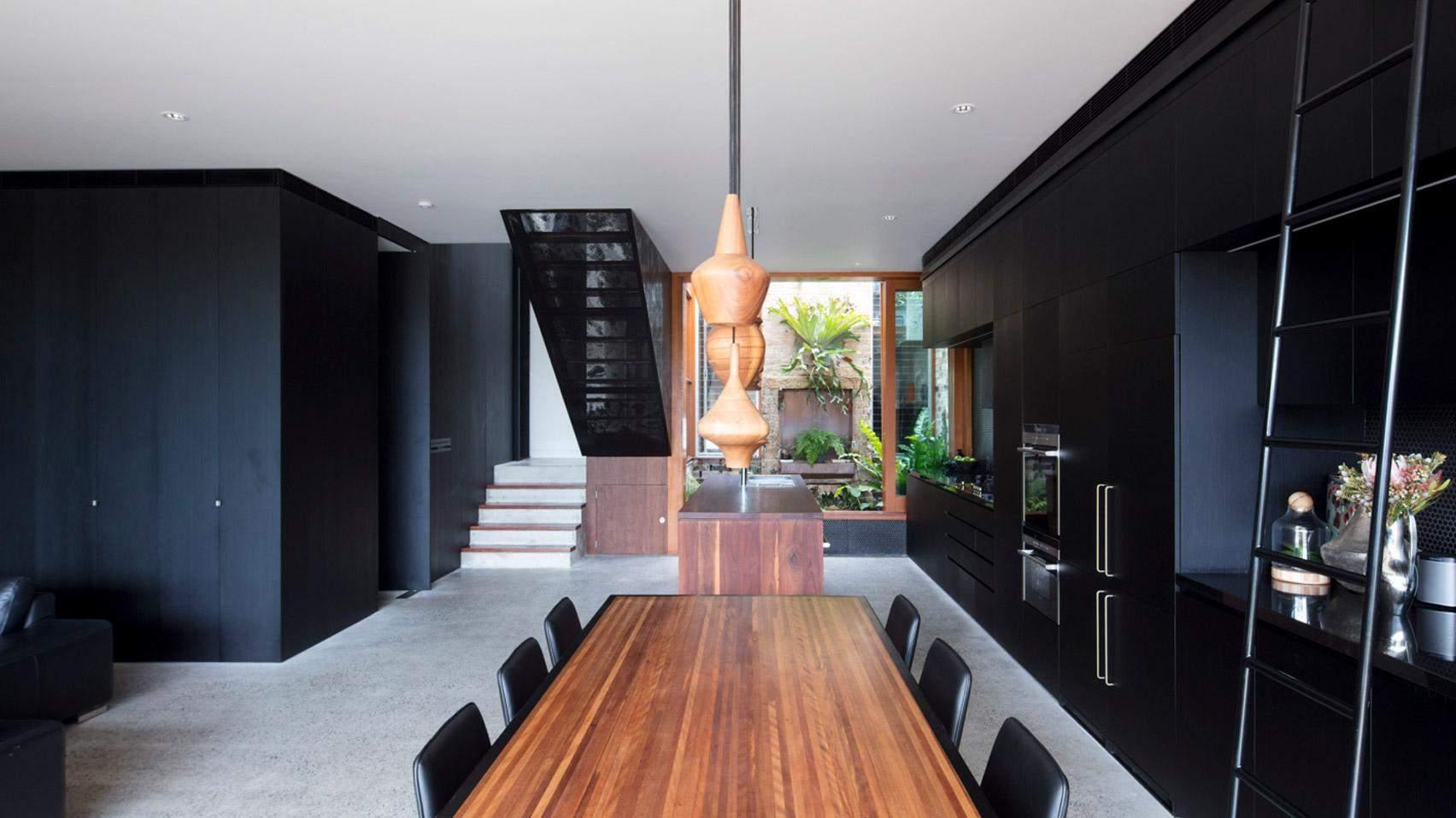 Інтер'єр будинку в Австралії