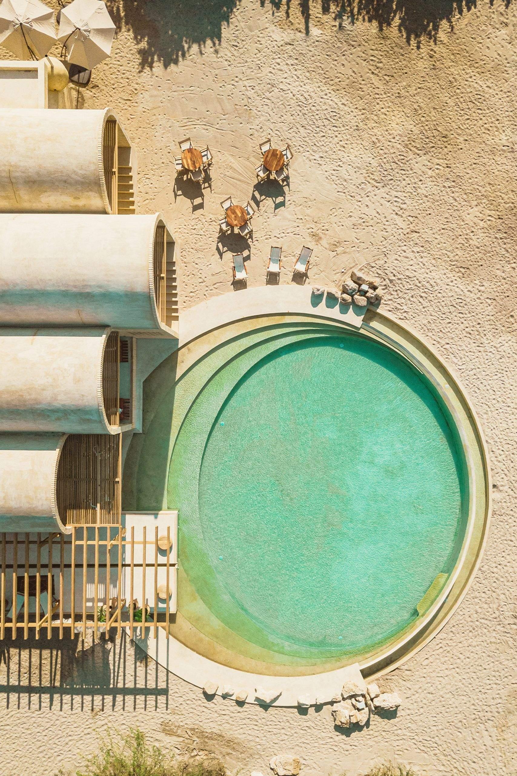 отель в мексике