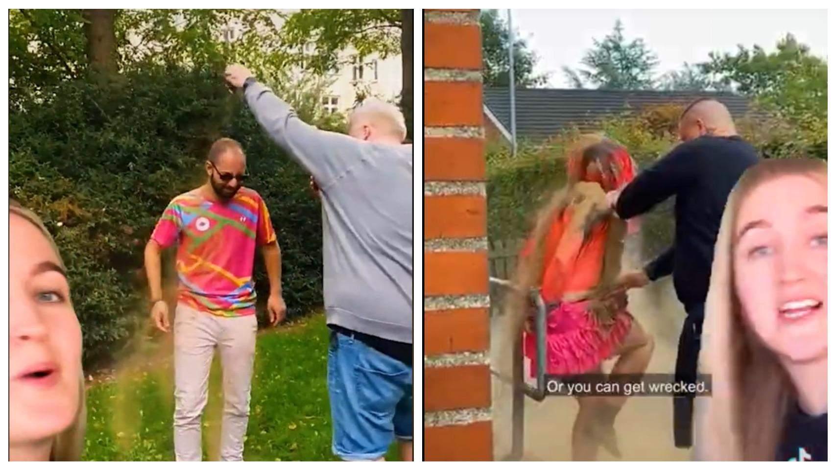 У 30 у Данії незаміжніх дівчат і хлопців обсипають перцем
