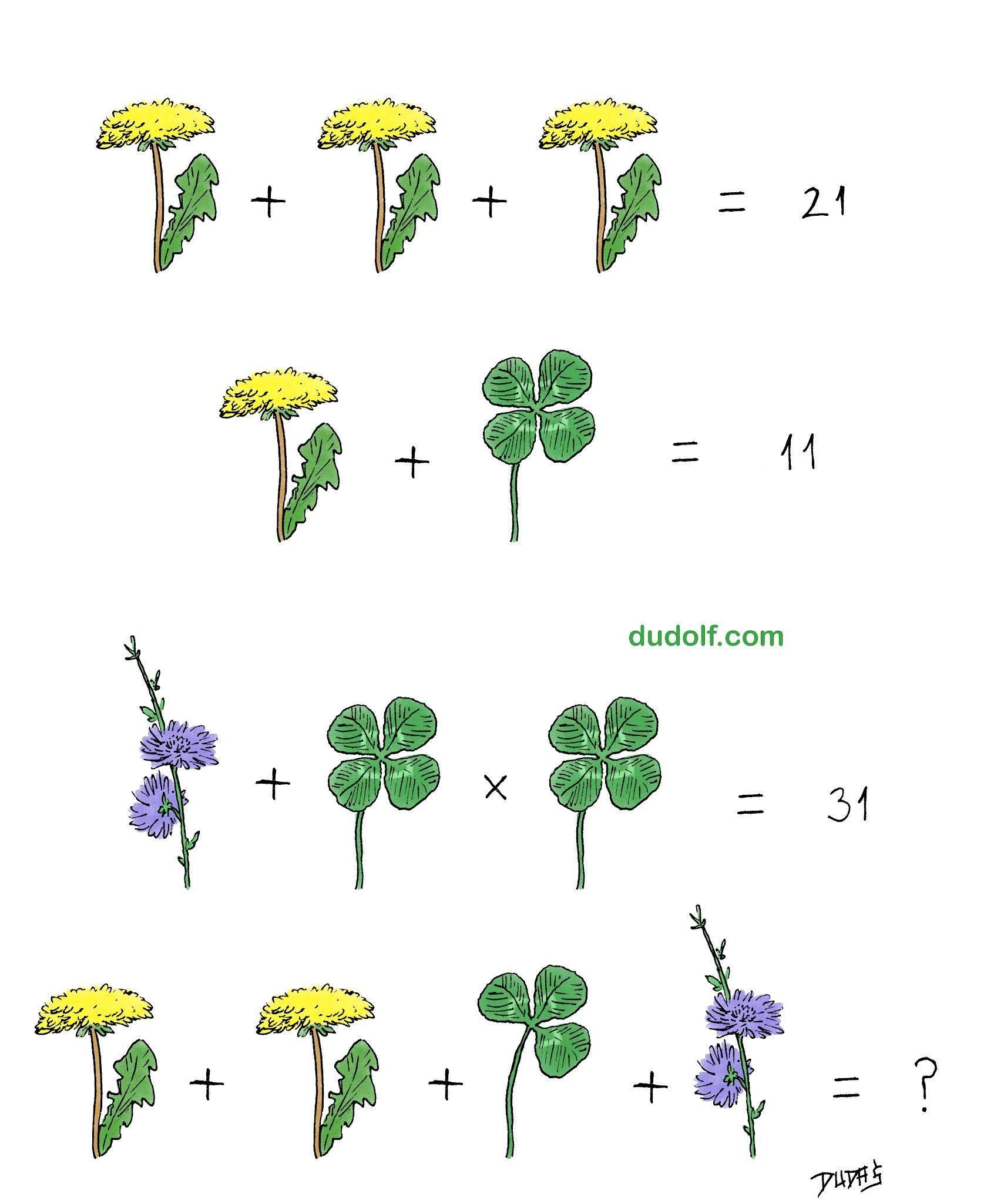 Головоломка тижня: знову в школу – прокачайте ваші математичні здібності
