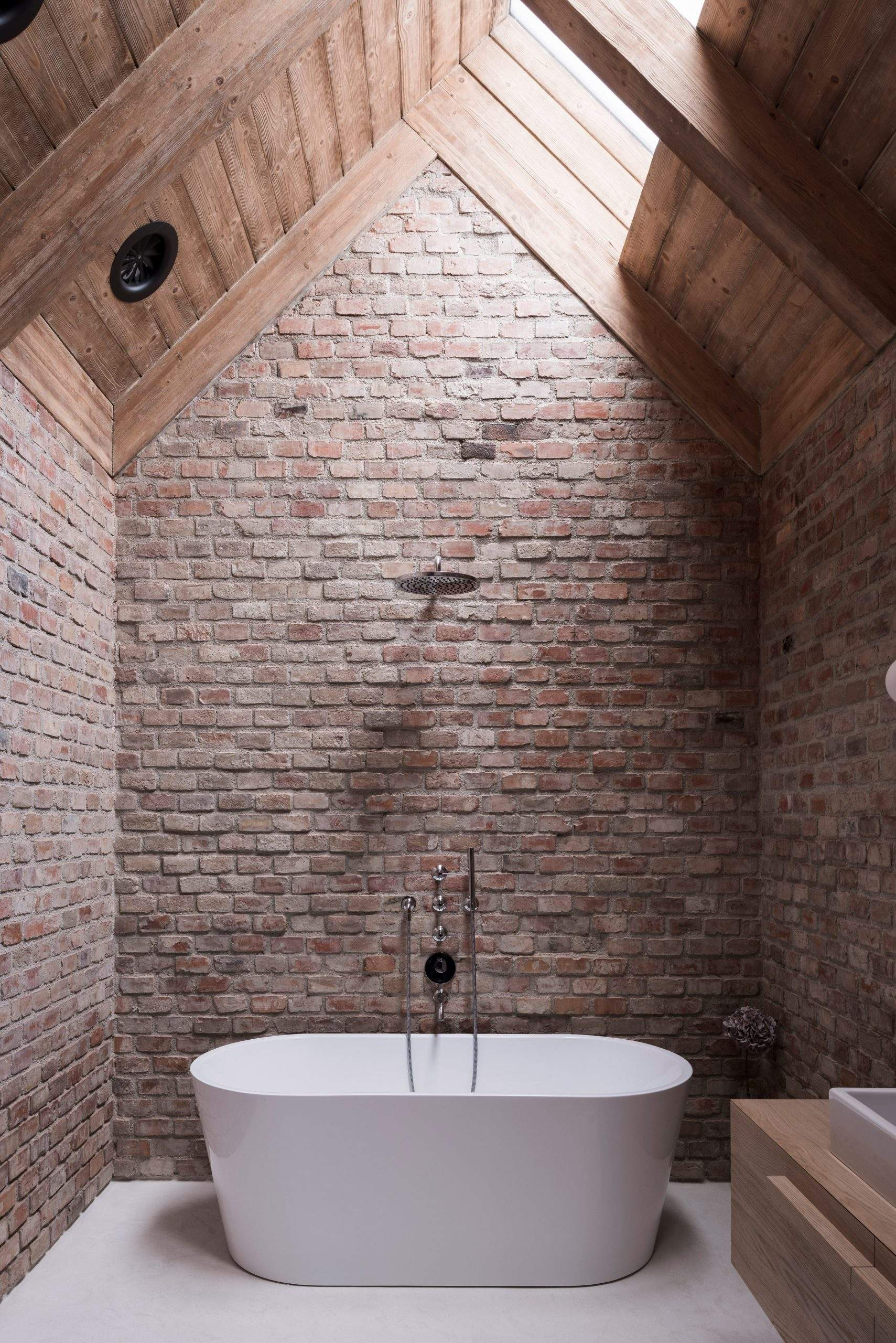 Незвичний інтер'єр ванної кімнати