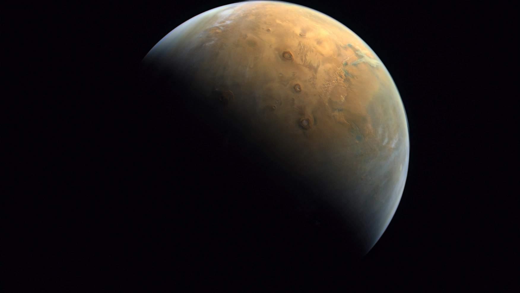 Фото Марса зняте апаратом