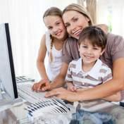 Дети работающих мам не менее счастливы, чем дети мам-домохозяек: исследование