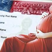 США вводят ограничения на выдачу виз беременным женщинам