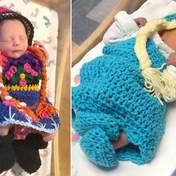 """У лікарні США одягли немовлят як героїв мультфільму """"Крижане серце"""": миле відео"""