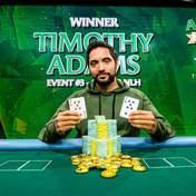 """Покерные """"титаны"""" размялись в турнире за 17 тысяч долларов"""