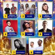 Нацвідбір Євробачення-2020: про що співатимуть учасники другого півфіналу