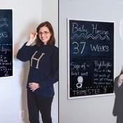 Мила ідея для фото: вагітна жінка щотижня робила фотосесії в образах героїв фільмів і мультиків