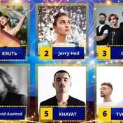 Нацотбор на Евровидение-2020: все номера участников финала