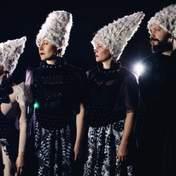 Этно-хаос группа ДахаБраха презентует в Киеве новый альбом