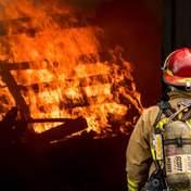 На Прикарпатті спалахнула школа: фото