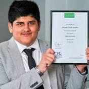 Как 15-летний парень стал самым молодым бухгалтером Великобритании и открыл свой бизнес