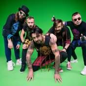 """Українська рок-група Kozak System випустила новий альбом """"Закохані злодії"""""""