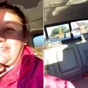 Мама уже в пути увидела, что забыла дома детей, которых нужно было везти в школу: смешное видео