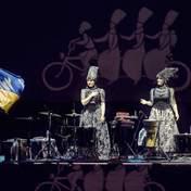 Этно-хаос группа ДахаБраха стала лауреатом Шевченковской премии 2020