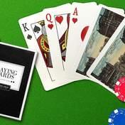 Покерна знать: бродвейні карти