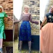 Мама разрешила своей 8-летней дочке выбирать ей одежду: милые фото идей от маленькой стилистки