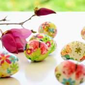 Замечательная семейная традиция: как сделать с детьми пасхальное дерево