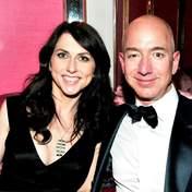 Маккензи Безос впервые попала в рейтинг Forbes, но она не самая богатая женщина в мире