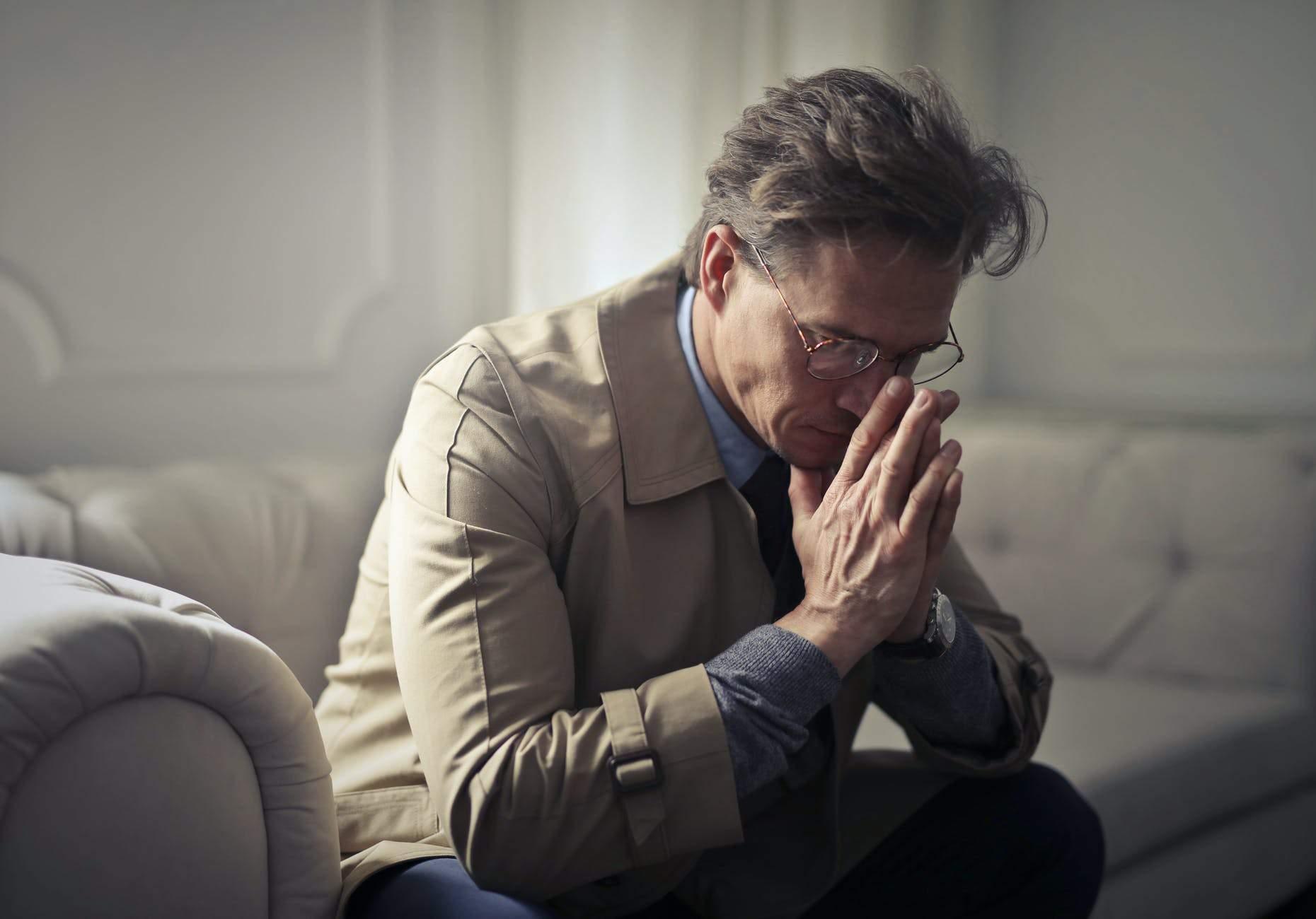 Уретрит провокує тривожність