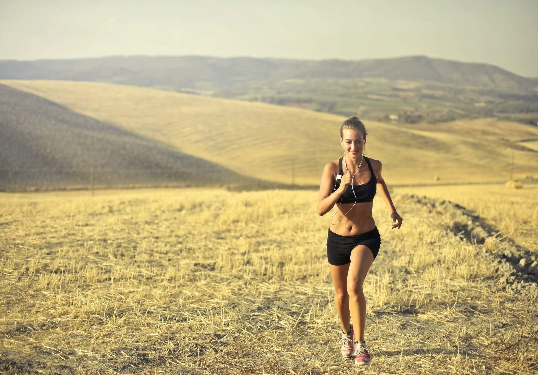 Обирайте біг, якщо хочете схуднути