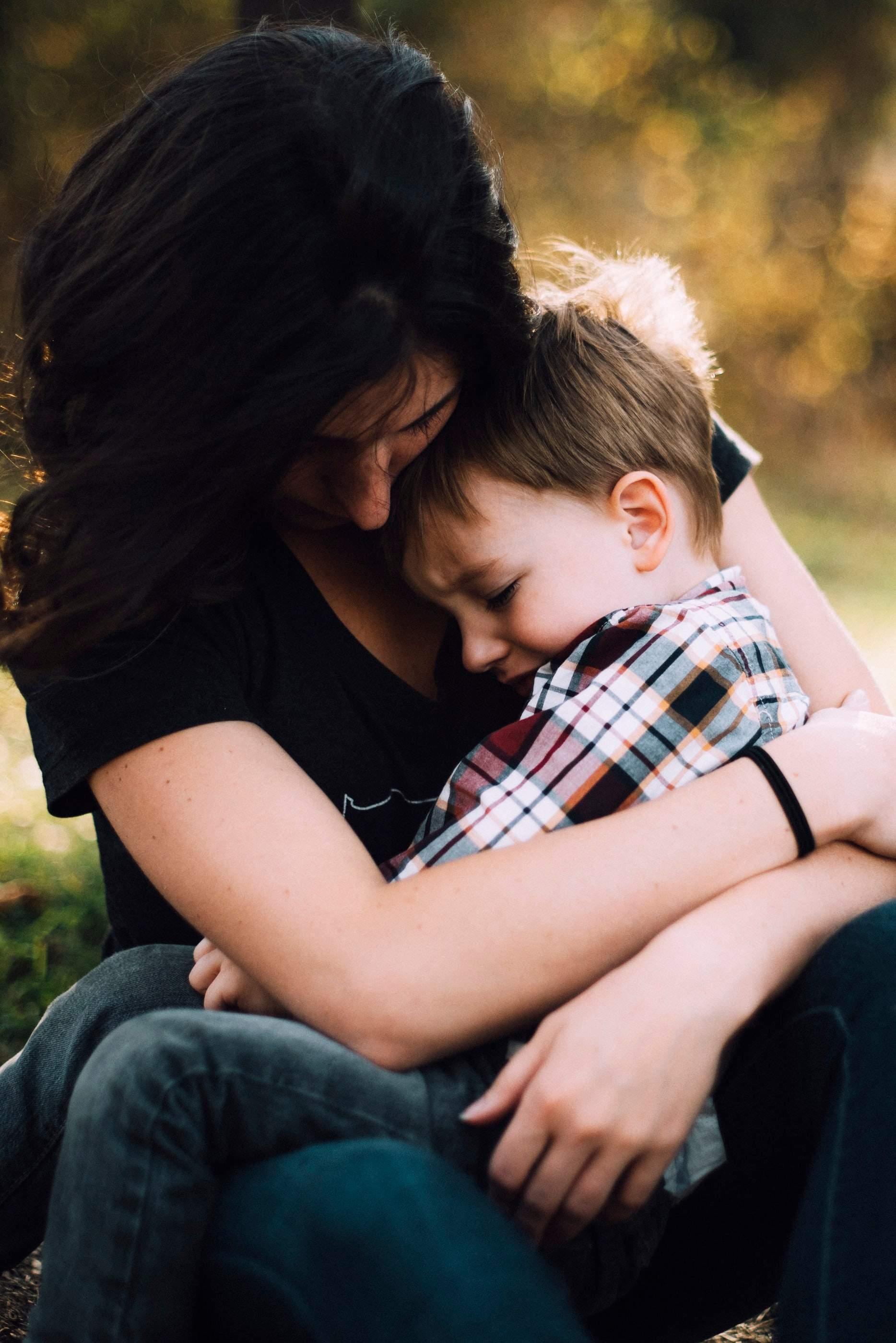 Як реагувати на плач дитини