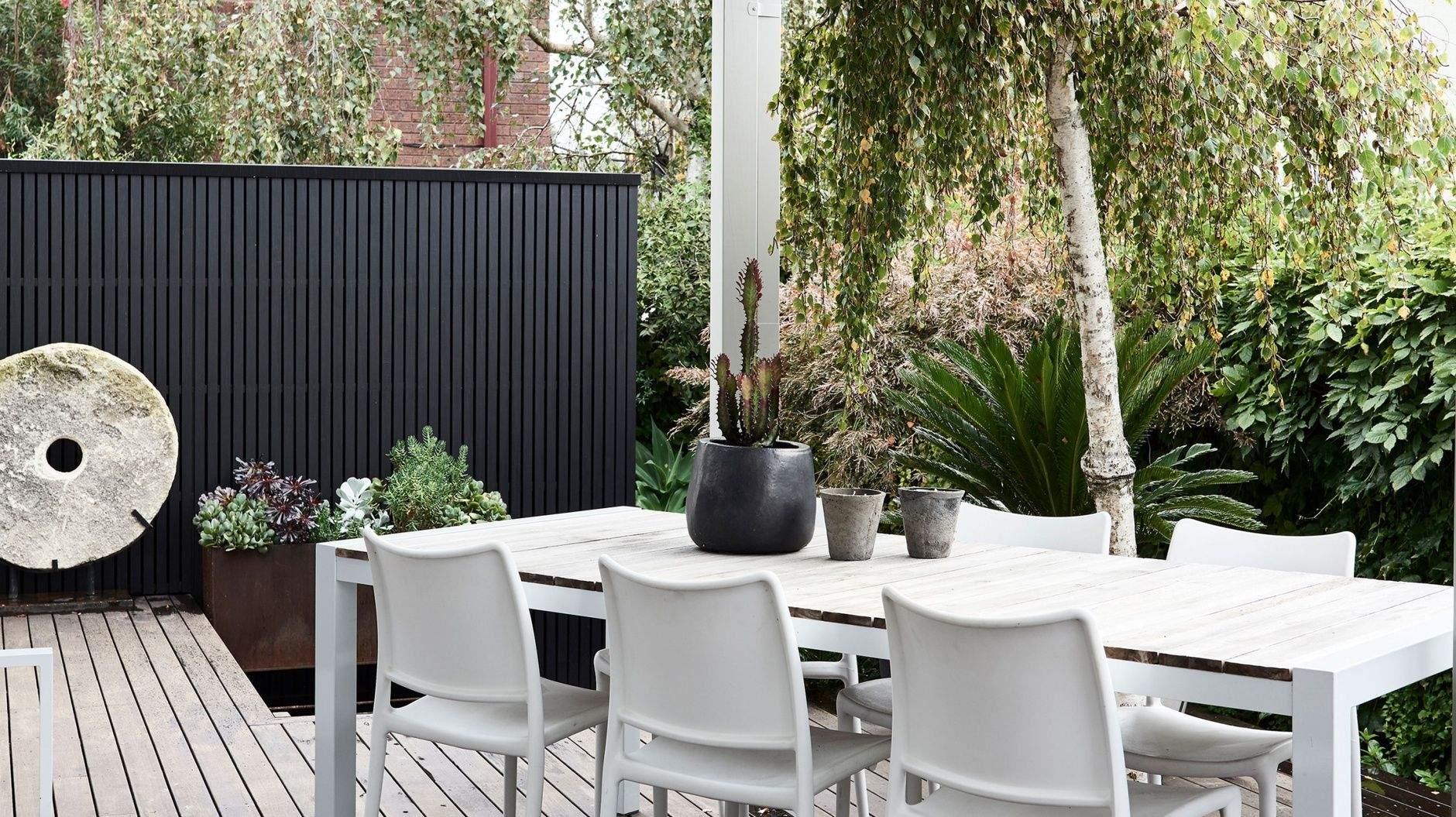 Їдальня на терасі: 20 літніх варіантів для приватних будинків