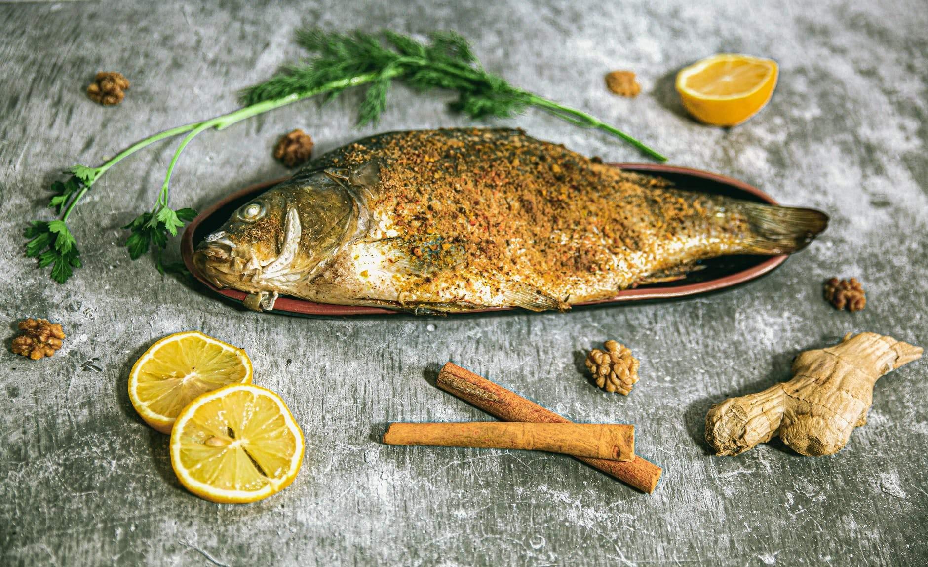 Жирна риба покращує пам'ять
