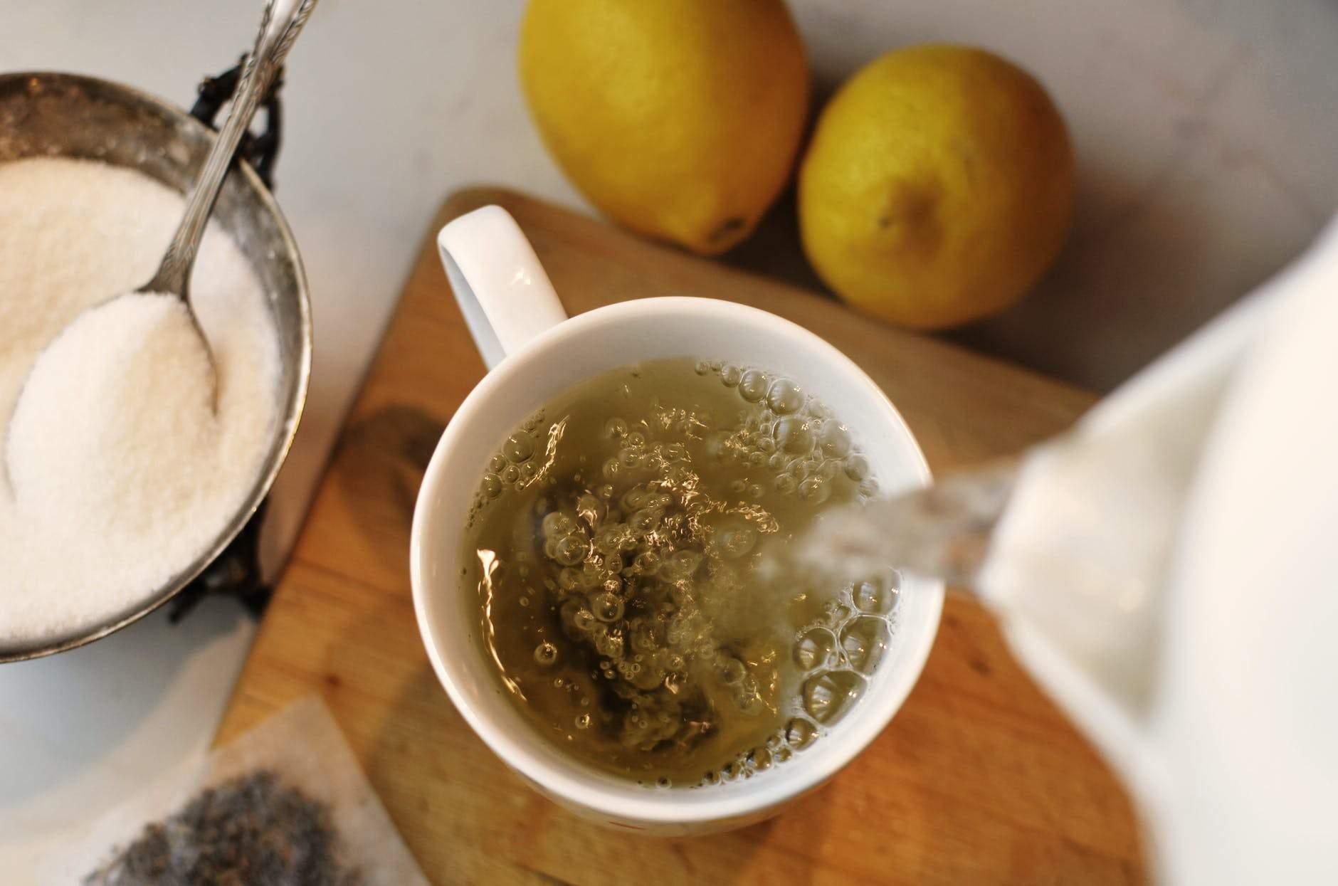 Чай для лікування кашлю