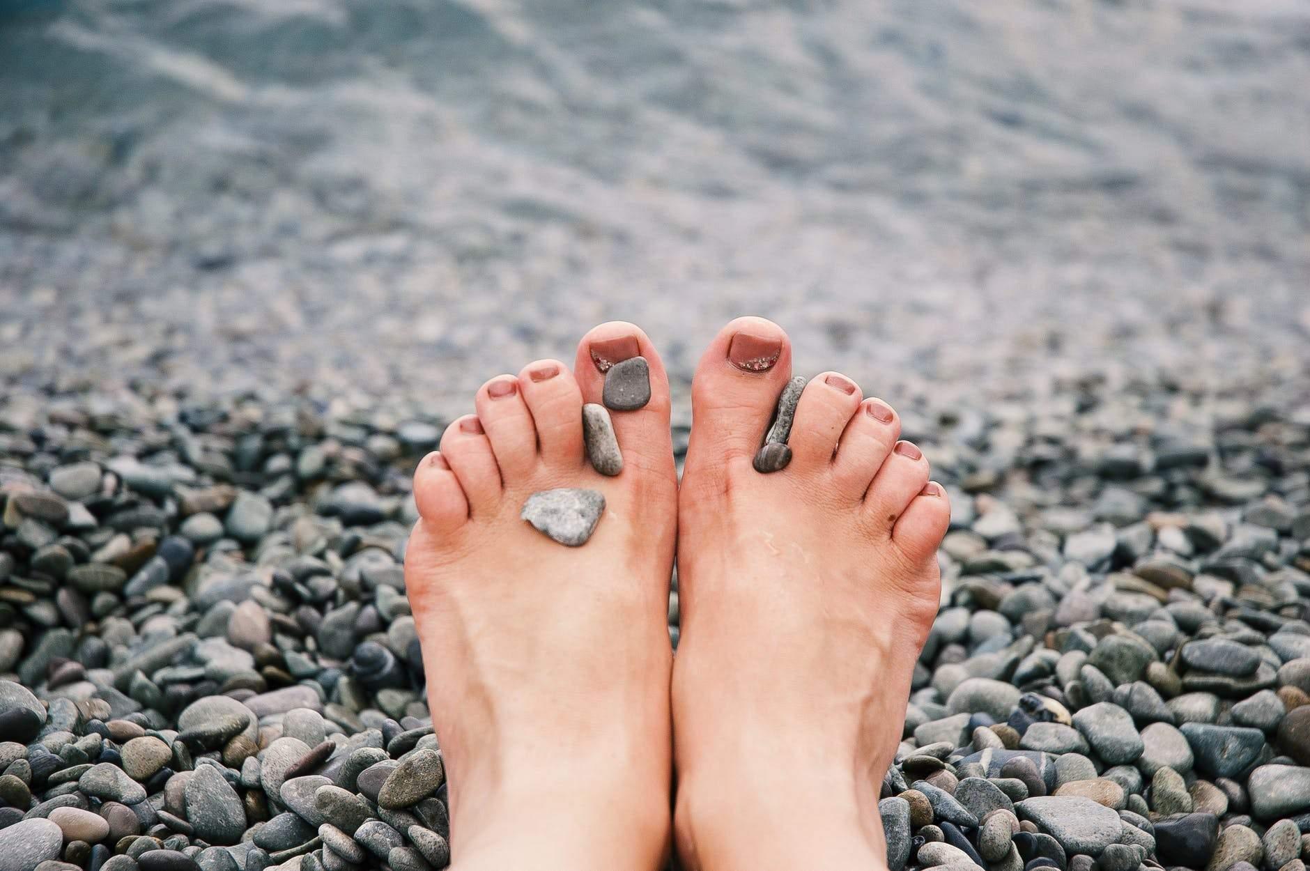 Как уберечься от грибка ног