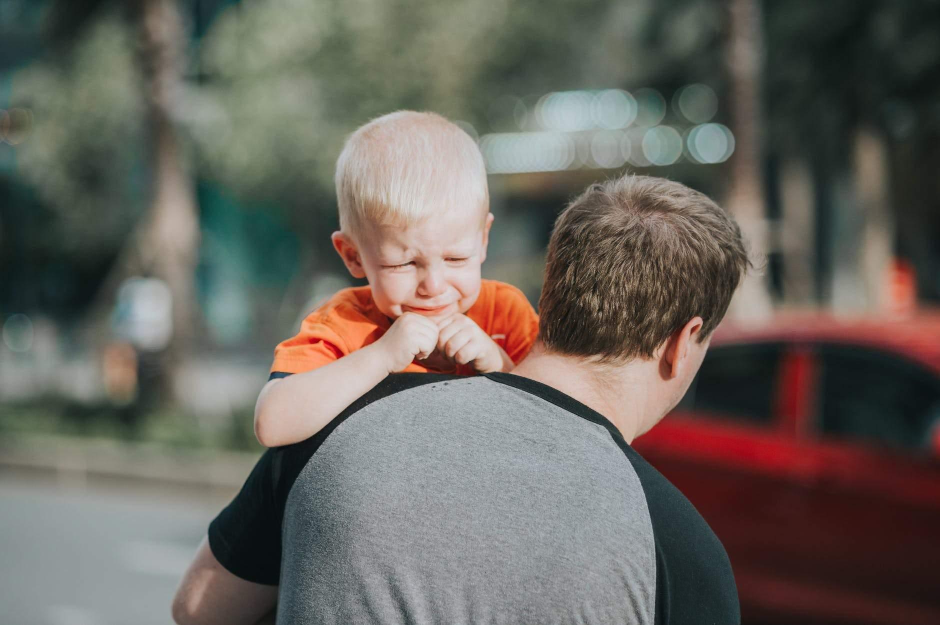 Про що свідчить дитячий плач