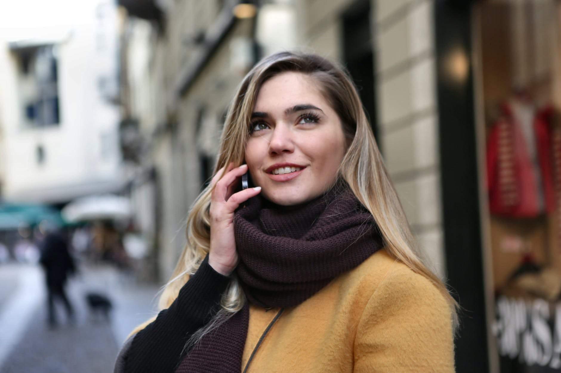 Гуляйте під час розмов по телефону
