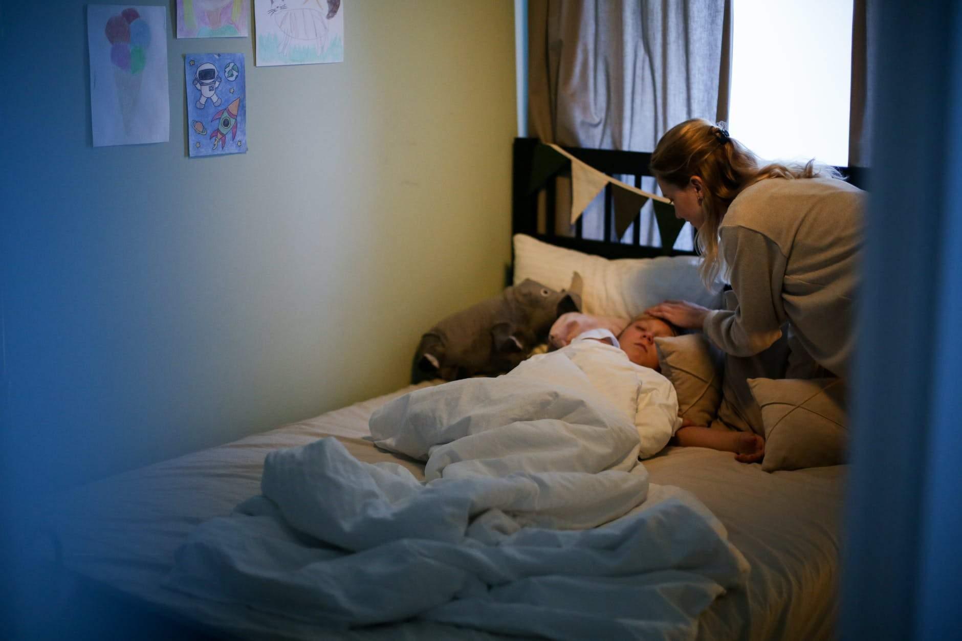 Після травми дитина повинна перебувати під наглядом