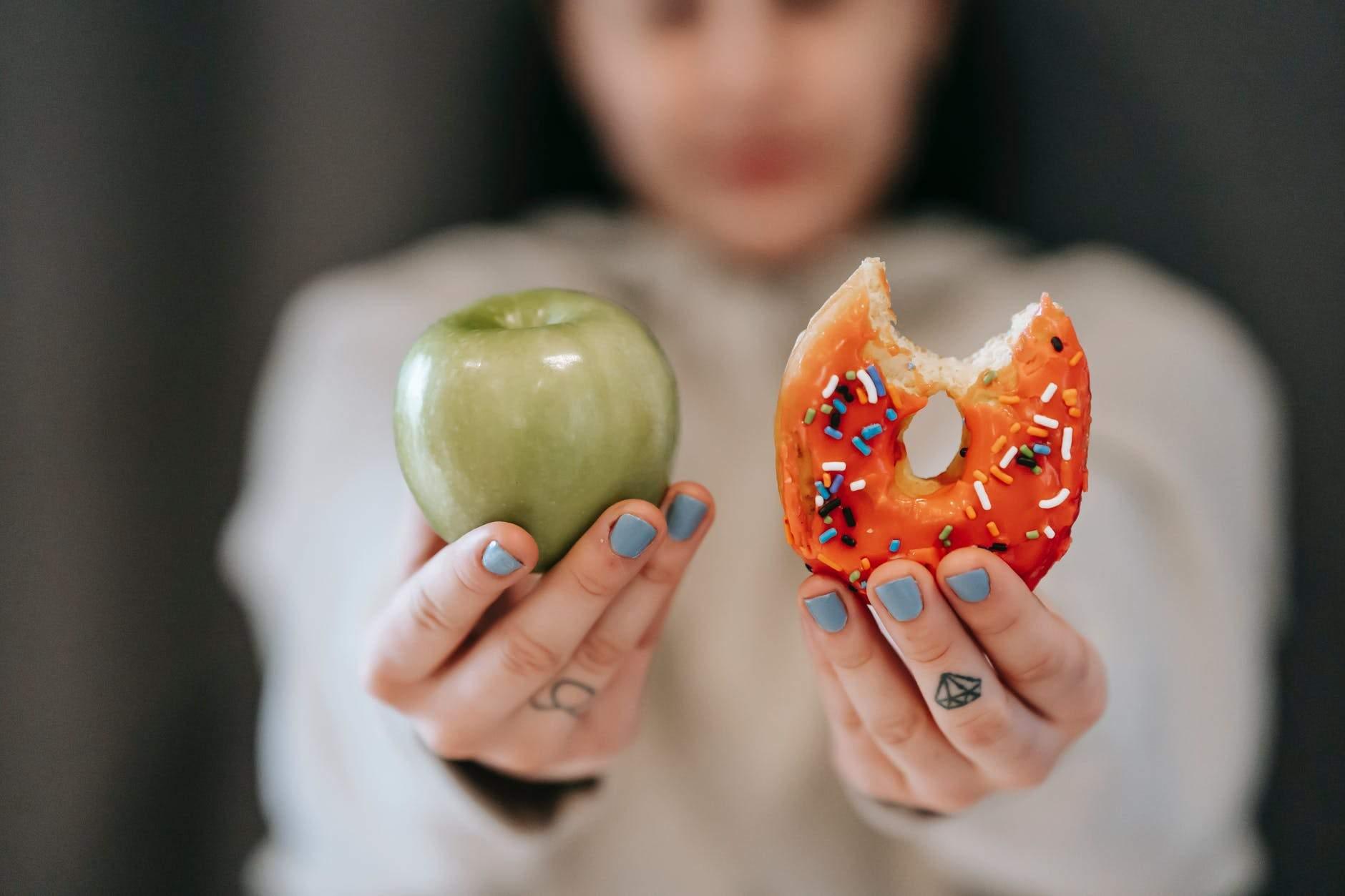 Що трапиться при переході на правильне харчування
