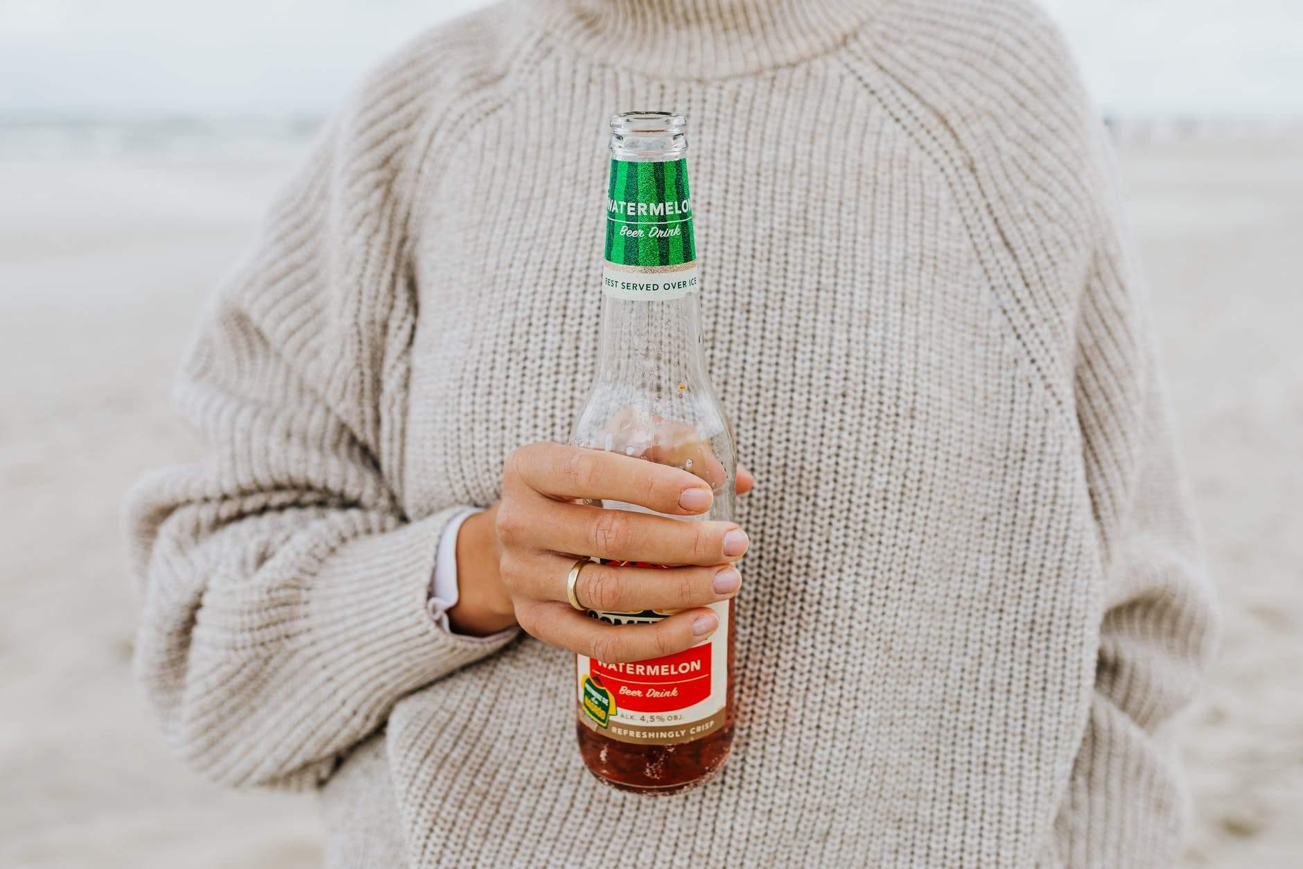 Алкоголь – основний фактор, що провокує хвороби печінки