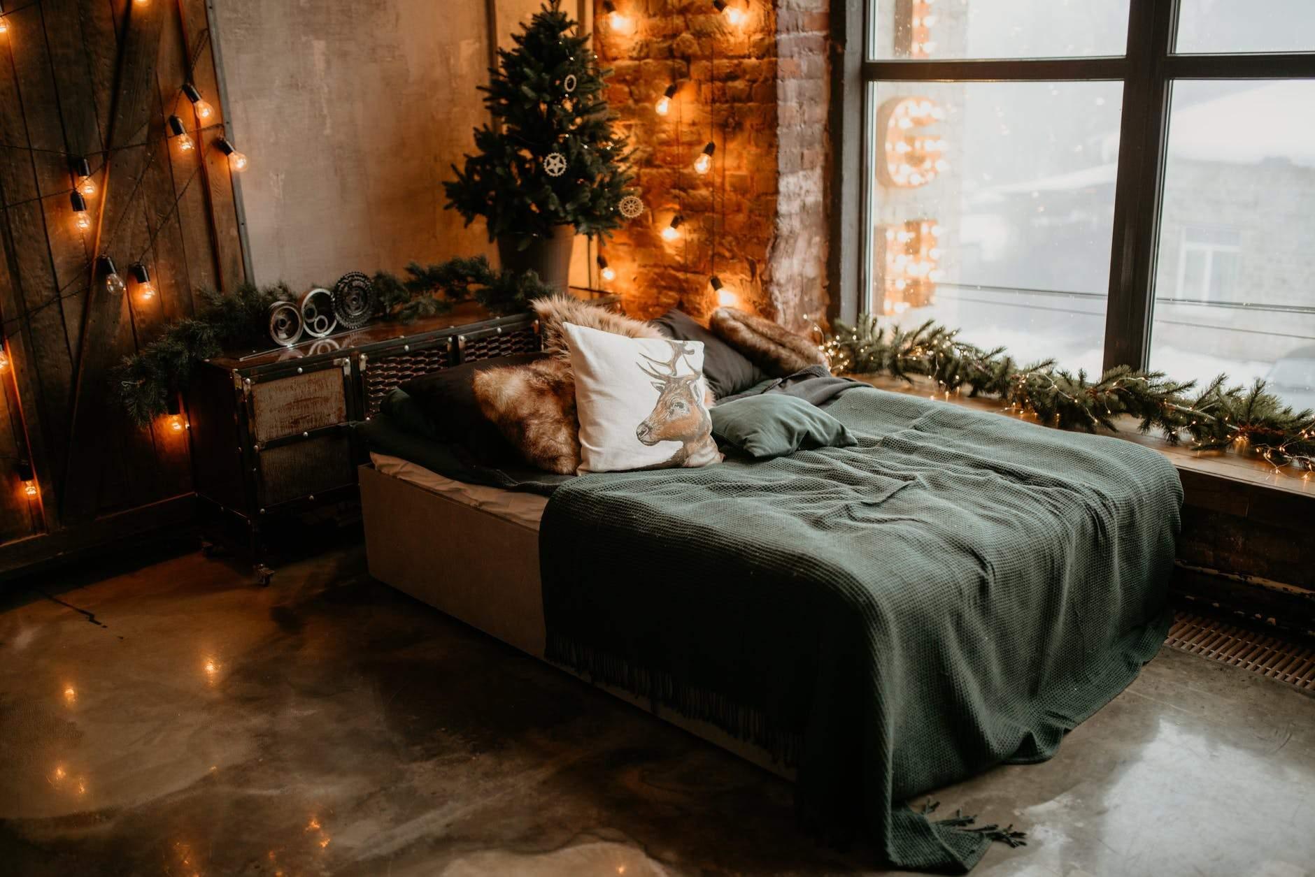 Підготуйте спальню до сну